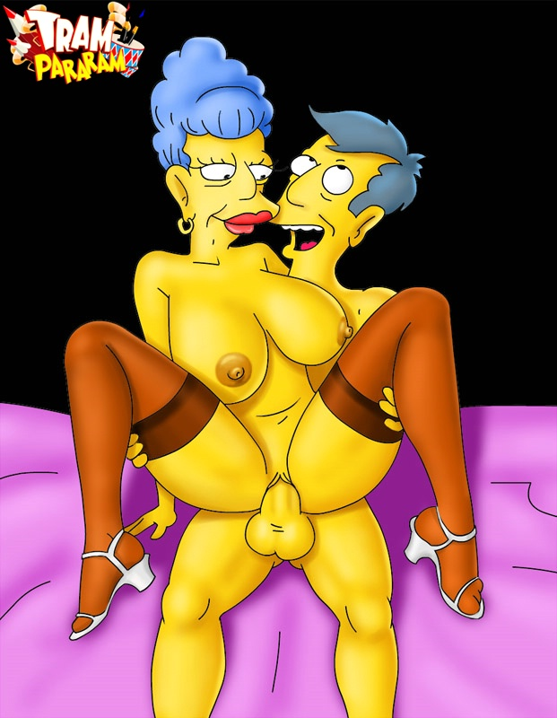 marge simpsons porn