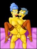 Tram Pararam Simpsons Toons