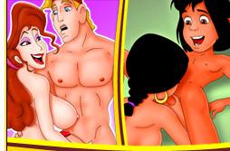 Hercules XXX Toons