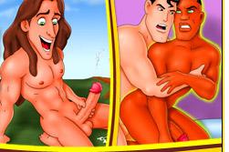 Naked Tarzan