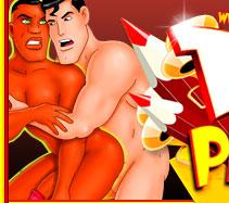 Superheroes XXX Toons