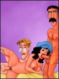 Atlantis Sex Orgy