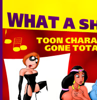 Crazy Toon Characters