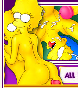 Naked Lisa and Bart Having Sex