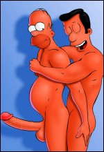 Homer Gay Sex