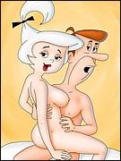 Sexy Judy Fucks George