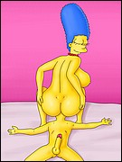Bart Licking Marge Pussy