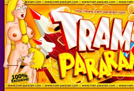 Free Tram Pararam toon porn