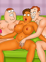 Family Guy Sex Orgy