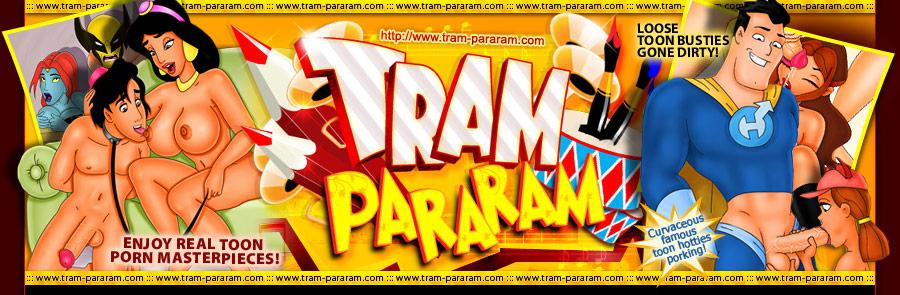 Tram Pararam sexy toons