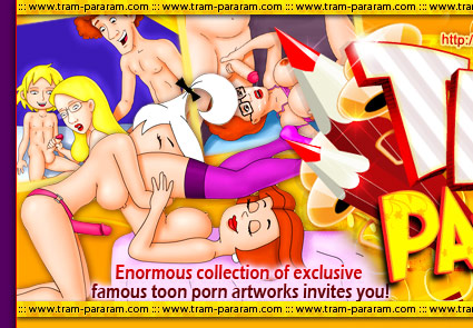 Exclusive Famous Toon Porn Artworks!
