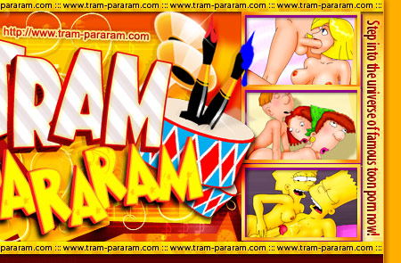 Tram Pararam - Famous Toon Porn Collection!