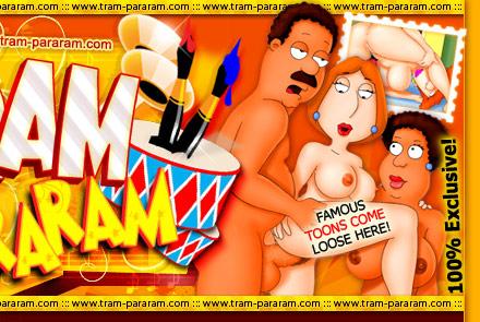 Tram Pararam Toons Porn Images