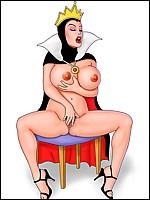 Snow White XXX Toons