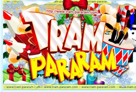 Tram Pararam Christmass Toons