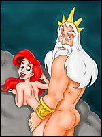 Ariel Getting Fucked by Triton