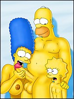 The Simpsons Family Sex