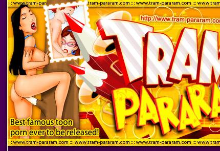 Naked Pocahontas on Tram Pararam